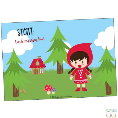 Picture of Story Props: Little red riding hood