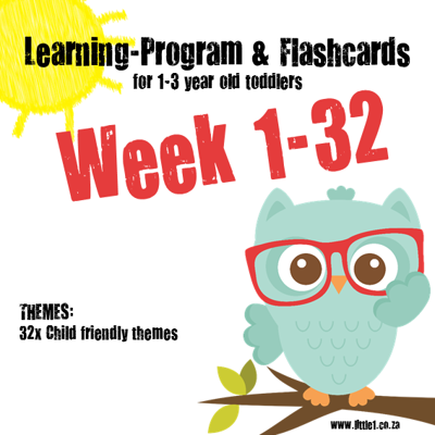 Picture of Learning Program & Flashcards Week 1-32