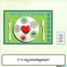 Picture of 5 'n dag Beloningskaart