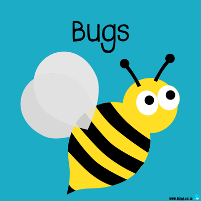 Picture of Theme Activity Book (7) - Bugs