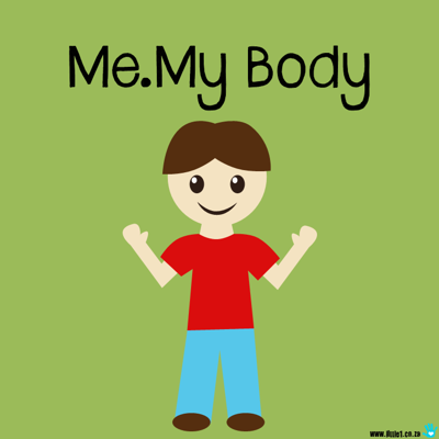 Picture of Theme Activity Book (5) - Me / My body