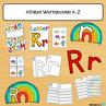 Picture of Werksboekie - Alfabet {A-Z}
