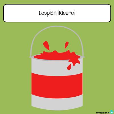 Picture of Tema Lesplan & Aktiwiteite - Kleure (9)