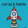 Picture of Tema Aktiwiteitsboekie (19) - Aarde & Ruimte
