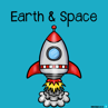 Picture of Theme Activity Book (19) - Earth & Space