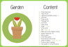 Picture of Theme Activity Book (21) - Garden