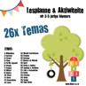 Picture of Lesplanne & Aktiwiteite vir 3-5 Jariges
