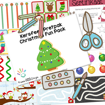 Picture of Kersfees / Christmas Pretpak