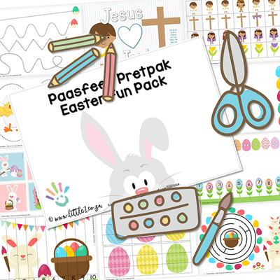 Picture of Paasfees / Easter Pretpak