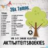 Picture of 🎈🎈🎈  Tema Aktiwiteitsboekies (1-26) vir 3-5 Jariges + Lesplanne & Aktiwiteite
