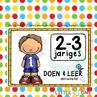 Picture of 🆕 DOEN & LEER aktiwiteite 👧🏼👦🏻 2-3 Jariges (2)
